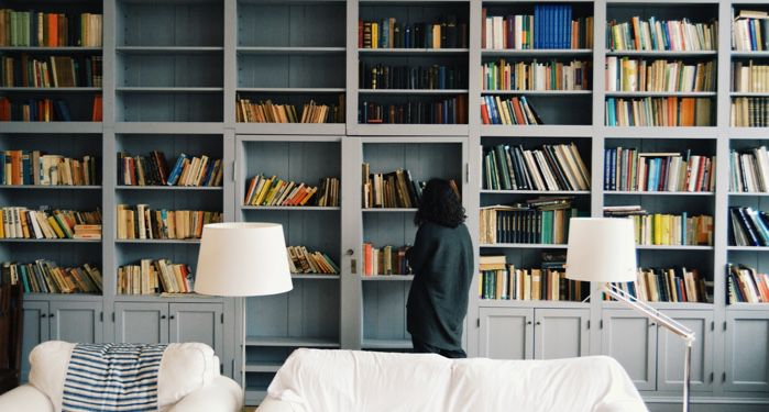 QUIZ: What Does Your Book Shelving System Say About You?