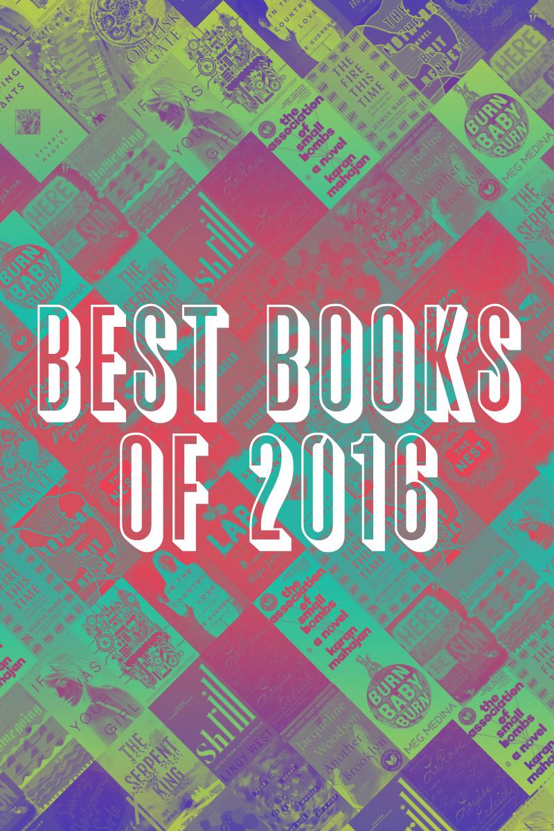 best books of 2016