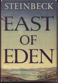 east of eden by john steinbecl