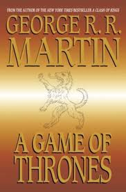 a game of thrones by georgee rr martin cover