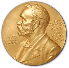 nobel prize coin