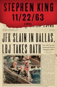 cover of 11/22/63 by Stephen King
