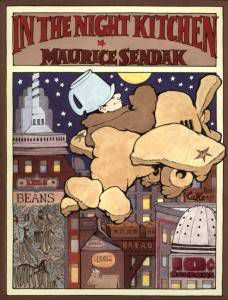Cover of In the Night Kitchen by Maurice Sendak