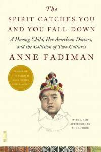 Anne Fadiman spirit catches you cover
