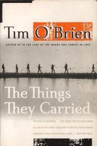 Vietnam War Books Tim O'Brien The Things They Carried Cover