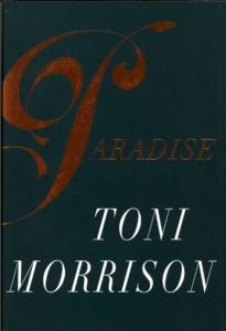 Paradise by Toni Morrison book cover