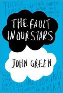 the fault in our stars cover | Top YA Books