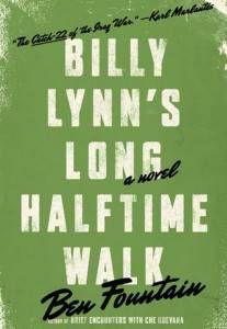 billy flynn's long halftime walk