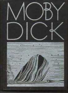 Moby-Dick cover