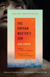 orphan master's son paperback