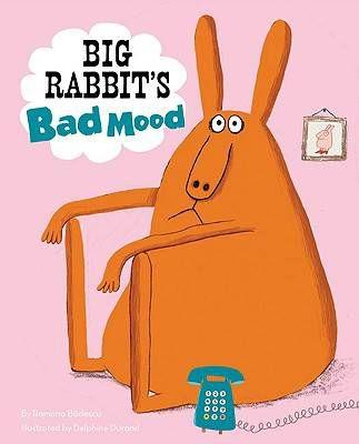 big rabbit's bad mood
