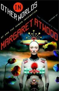 margaret atwood in other worlds book cover