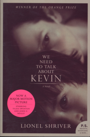 we need to talk about kevin movie tie-in edition
