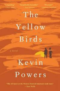 yellow birds kevin powers