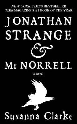 Jonathan Strange and Mr. Norrell book cover