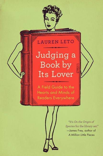 judging a book by its lover lauren leto
