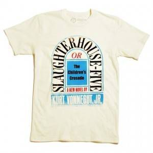 slaughterhouse-five tee
