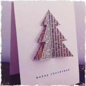 Card 1 - Bookish Tree