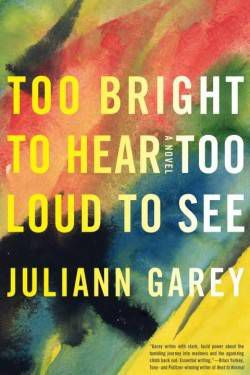 Too Bright to Hear Cover