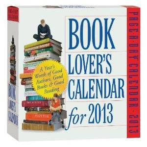 book lover's page-a-day