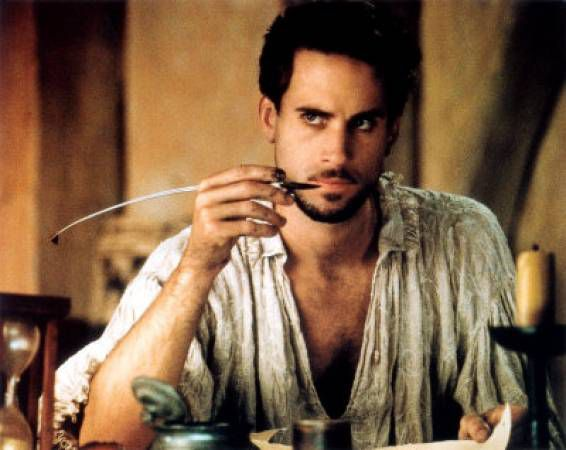 fiennes as shakespeare