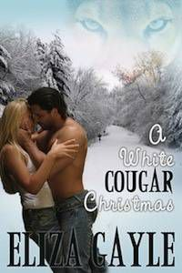 white cougar christmas