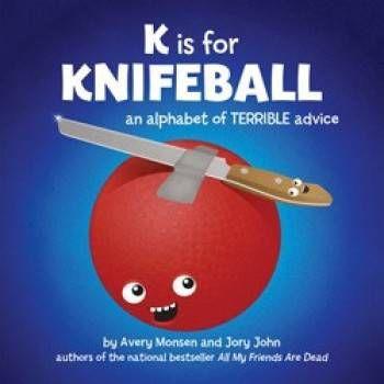 KisforKnifeball Cover