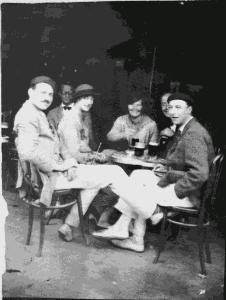 Hemingway pamplona spain