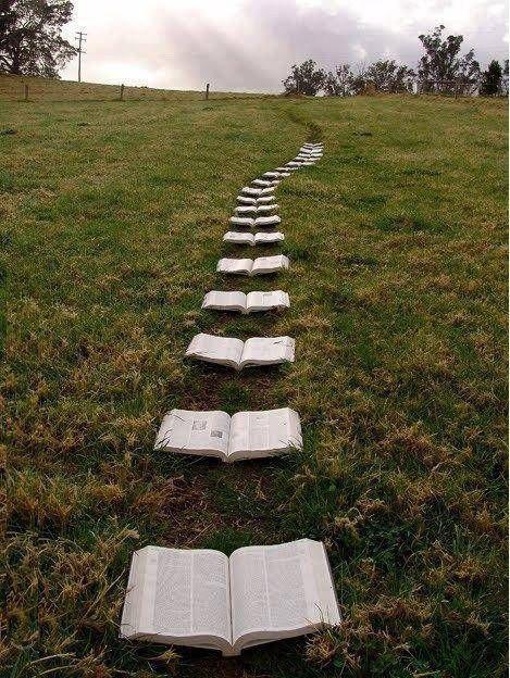 book paths
