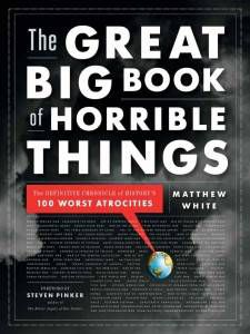 great big book of horrible things