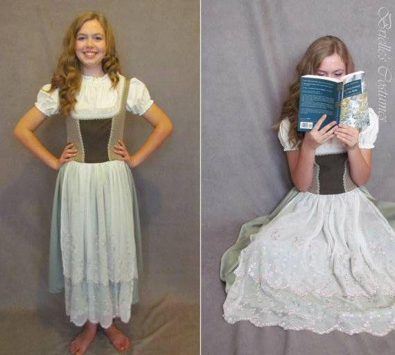 hobbit maiden dress