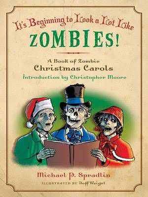 it's beginning to look a lot like zombies