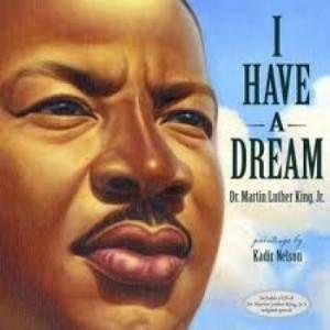 I Have a Dream Book Cover