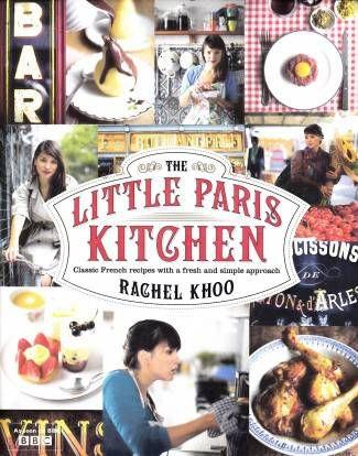 Little Paris Kitchen Cover