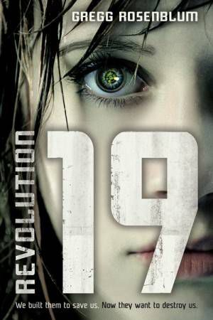 Revolution 19 Cover