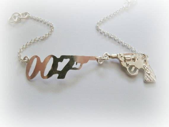 james bond bracelet