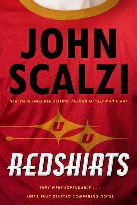 Redshirts Book Cover