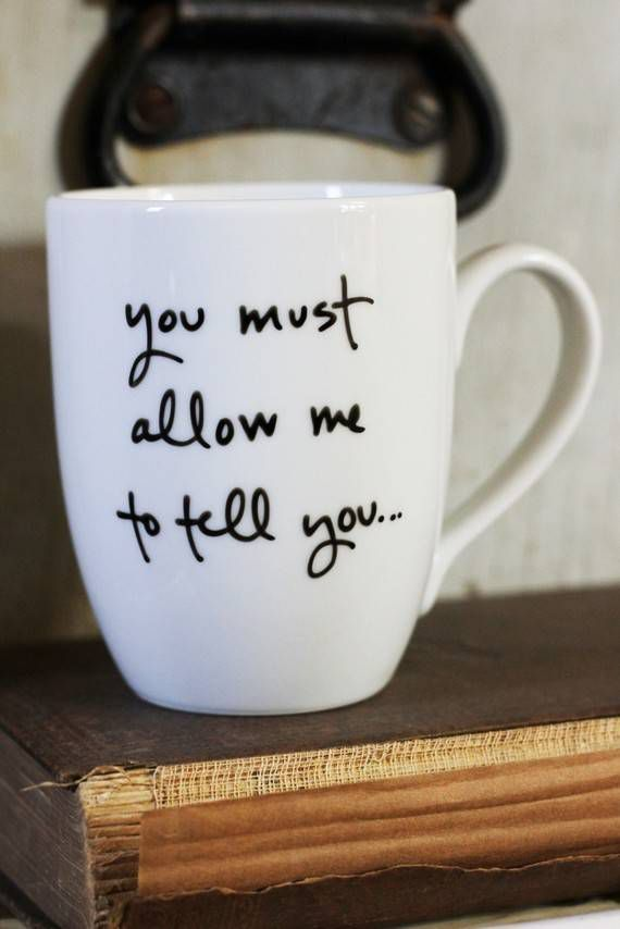 mr darcy proposal mug