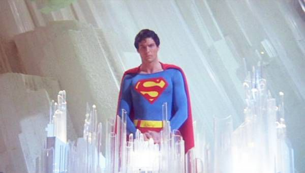 superman fortress of solitude library