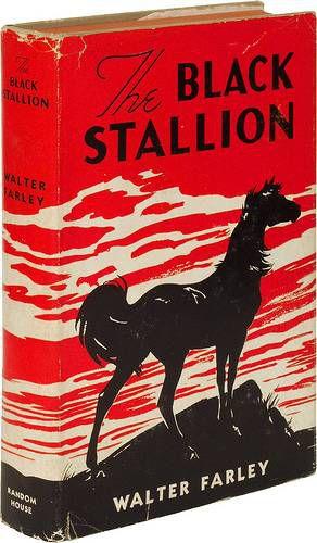 the black stallion cover walter farley