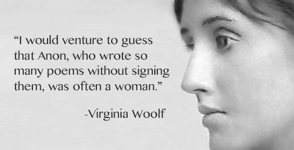 virginia woolf bday