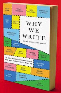 why we write meredith maran cover