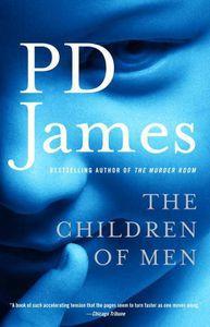 Children of Men Book Cover