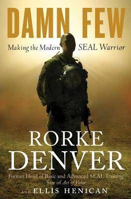 Damn Few Rorke Denver Cover