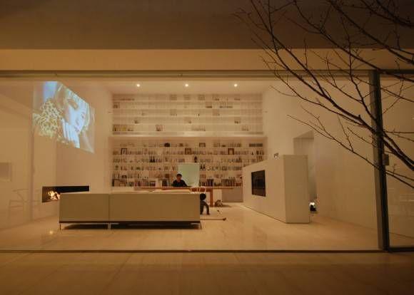 Library-House-by-Shinichi-Ogawa-and-Associates14-580x414