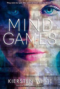 Mind Games Kiersten White Cover