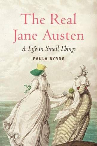 Real Jane Austen Byrne Cover