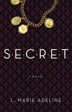 SECRET LM Adeline Cover