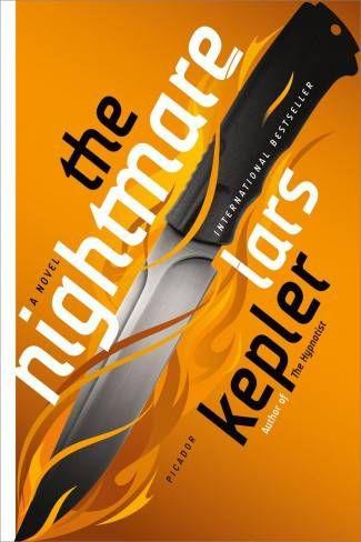 The Nightmare Kepler Cover