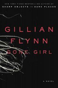 gone girl by gillian flynn book cover